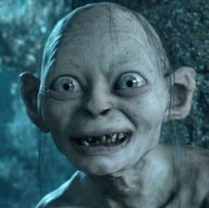 Face of Gollum